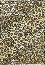 Leopard Print Rug - 120x170cm