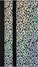 Leopard Print Spots Refrigerator Door Handle