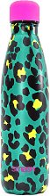 Leopard Print Twin Wall Stainless Steel Bottle -