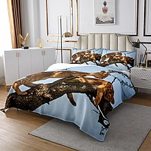 Leopard Quilted Coverlet Safari Cheetah Quilted