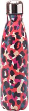 Leopard Stainless Steel Bottle - 500ml