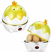 Leoyee Electric Egg Boiler Egg Steamer Boiled