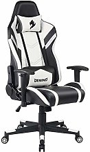 LEPAK Gaming Racing Office Chair,PU Leather High