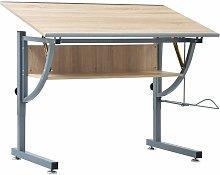 Lerner Desk by Brown - Ebern Designs