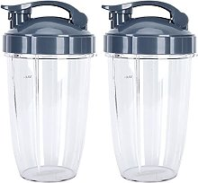 Les-Theresa Bullet Replacement Cups 24OZ