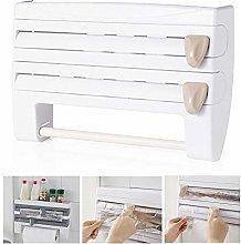 lesgos Kitchen Roll Dispenser for Foil Cling Film
