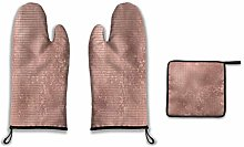 Lesif Oven Mitts and Pot Holders,beautiful modern