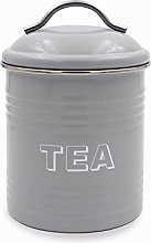 Lesser & Pavey New Sweet Home Tea Canister, Metal