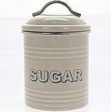 Lesser & Pavey Sweet Home Sugar Canister-Sage,