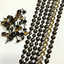 Let's Decorate 10 Meters D9.5mm Antique Plated