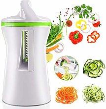 Letilio Vegetable Slicer - Spiral Vegetable Manual