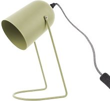Letimov - Enchant Table Lamp Olive Green - metal  