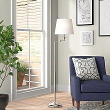 Letitia 154cm Floor Lamp Zipcode Design