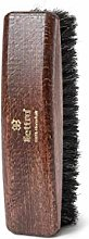 Lettro Shoe Polishing Brush - Wooden Brush for