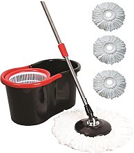 LETTUCE EAT® Easy 360° Rotating Spin Magic Mop &