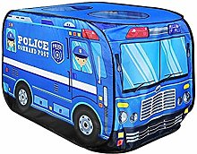 Letway Kids Pop Up Play Tent,Fire Engine Tent,
