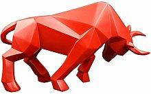 LEV Statues & Sculptures - sculpture bull statue