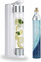 Levivo Fruit & Fun Water Carbonator Slim, with