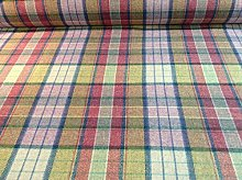 Lewis Candy Pink Pure Wool Plaid 140cm/54