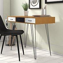 Lewter Writing Desk Mercury Row