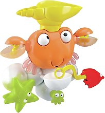 Lexibook Crab Bath Toy with Activities Playset