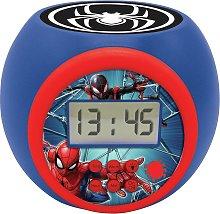 Lexibook Spider-Man Projector Alarm Clock