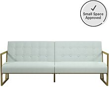 Lexington 3 Seater Clic Clac Sofa Bed CosmoLiving