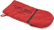 Lexington Oven Mitt 15x33 red