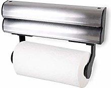 LEYENDAS Storage Holder Aluminium Paper Dispenser