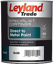 Leyland Speciality 373004 Direct to Metal Paint,