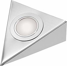 Leyton 2w 12v LED Triangle Downlight Frosted