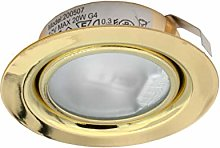 Leyton Lighting 12v 1.5w LED recessed Downlight
