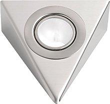 Leyton Lighting 20w 12v halogen triangle downlight
