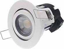 Leyton Lighting ELANXT-4K-WH ElanX Tilt Dimmable