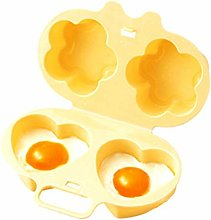 LEZED Microwave Egg Poacher Microwavable Poached