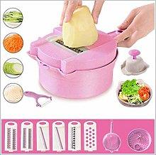 LFDHSF 15 In 1 Vegetable Spiralizer Cutter Kitchen