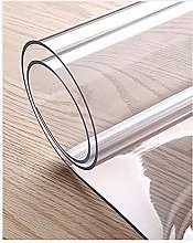 LFHCW 1.5mm Thick Transparent Tablecloth