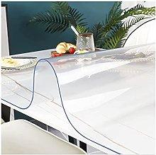 LFHCW Pvc Transparent Table Film, 1.5mm Clear