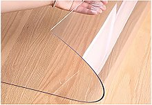 LFHCW Transparent Tablecloth Protector Crystal