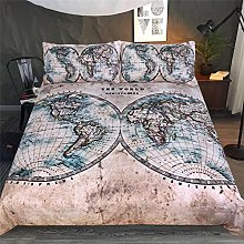 LFOFRP Duvet Cover Sets Single Size - 3 Pieces
