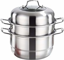 LFONCE Induction Hob Steamer Multi Veg Cooker