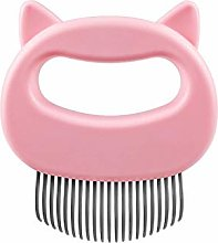 LFOZ Pet Shell Needle Comb Animal Cleaning Comb