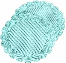 LFY 6-piece Placemat Round, Kitchen Table
