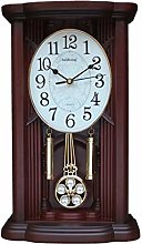LGQ-JJU Tabletop Mantelpiece Pendulum Clock,