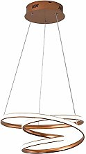 LGQ Novely Chandeliers- Led Pendant Lamp Dimmable