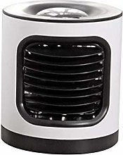 LGWZ Portable Mini Air Cooler, Mobile Desk Cooling