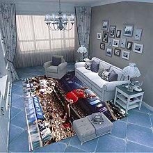 LGXINGLIyidian Carpet Rug Dunk Michael Jordan 3D
