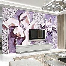 LHGBGBLN 3D self-Adhesive Wallpaper Embossed