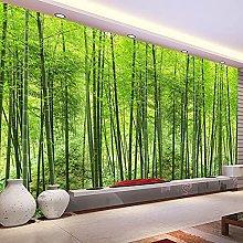 LHGBGBLN 3D self-Adhesive Wallpaper Green Bamboo