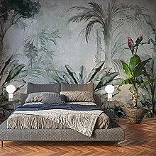 LHGBGBLN 3D self-Adhesive Wallpaper Plant Leaf